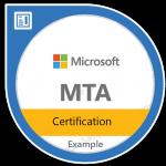 ISAT certificacion progresiva MICROSOFT